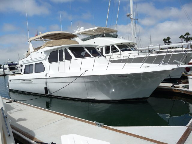 Boating is fun with a Motor yacht in Marina Del Rey
