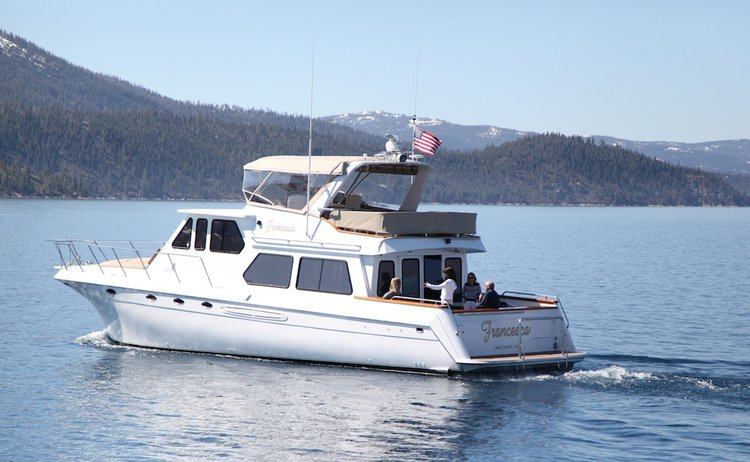Have fun in California aboard 59' Luxury motor yacht