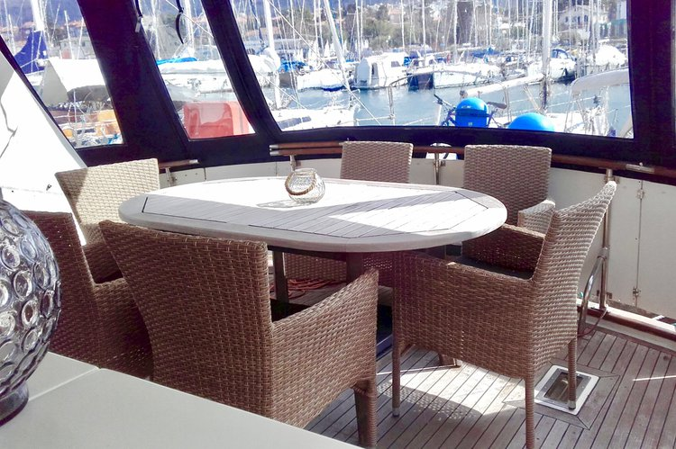 Boat for rent Edership 52.0 feet in izola, Slovenia