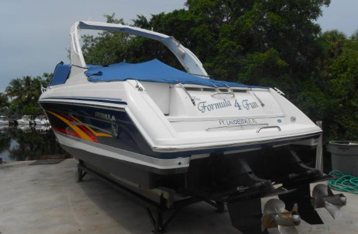 Boat for rent Formula 30.0 feet in Miami Beach, FL