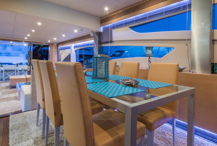 Boat rental in Miami Beach,