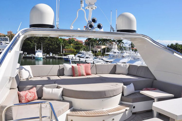 Boat for rent Leopard 105.0 feet in Island Gardens Marina,