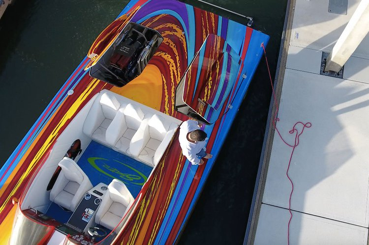 Catamaran boat rental in Haulover Marine Center, FL