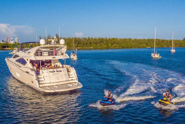 Sunseeker's 82.0 feet in West Palm Beach