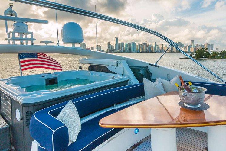 Boat for rent Sunseeker 82.0 feet in Palm Beach Yacht Club & Marina, FL
