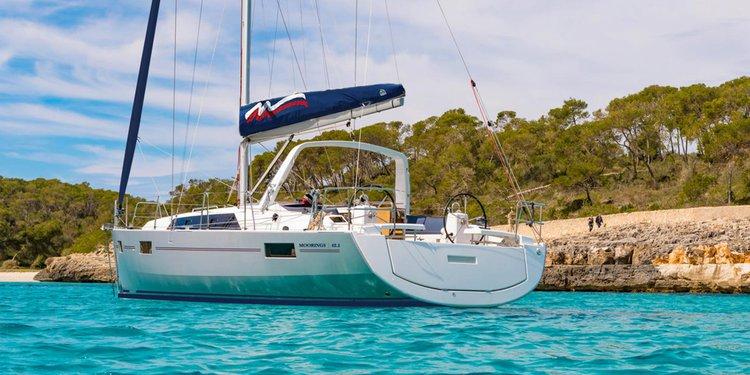 Beneteau boat for rent in St. John