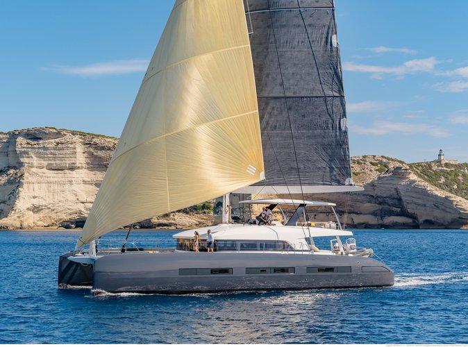 Lagoon's 76.5 feet in Monaco-Ville