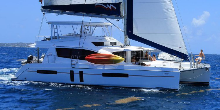 Boat for rent Moorings 57.7 feet in St. John,