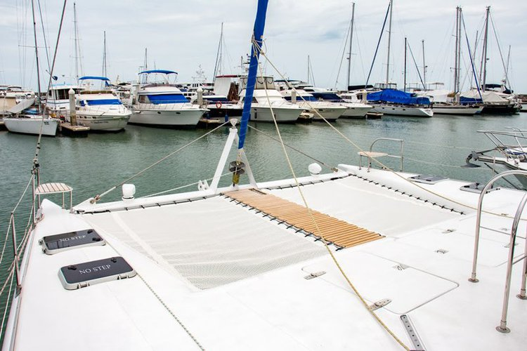 Boat for rent Siamese Twin 53.0 feet in Ocean Marina Yacht Club, Thailand