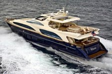 thumbnail-3 Azimut 117.0 feet, boat for rent in West Palm Beach, FL