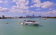thumbnail-15 Azimut 44.1 feet, boat for rent in Key Biscayne, FL