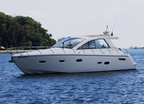 Get away from the hustle and bustle of city life aboard Reignwood 47
