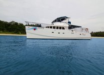 Have fun in Singapore aboard 53' luxurious power catamaran