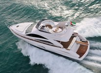 Charter 55' Integrity in Sentosa Cove, Singapore