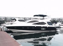 Set your dreams in motion aboard 60' power mega yacht