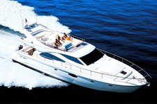 Elegance and Luxury on board Feretti 62'