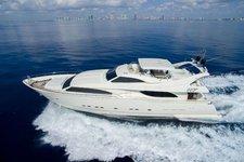 Ferretti 90 - Luxury Yacht Charter