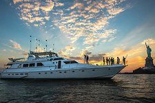 Justine - 97' Luxury Motor Yacht Charter in New Jersey