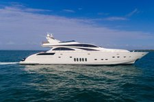105' Leopard Mega Yacht. Entertainment Luxury Yacht for Charter in Miami,Bahamas