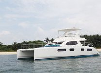 Leopard 47 Powercat available for charter in Singapore