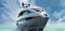 Charter an astonishing & dazzling 135' motor yacht to explore Thailand