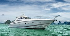 Enjoy the pristine beauty of Phuket aboard a 53' yacht