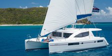 Have fun in Caribbean aboard 49' cruising catamaran