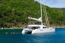 Have fun in Road Town, British Virgin islands aboard 56' premium catamaran