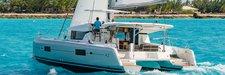Rent a 42' cruising catamaran in Phuket, Thailand