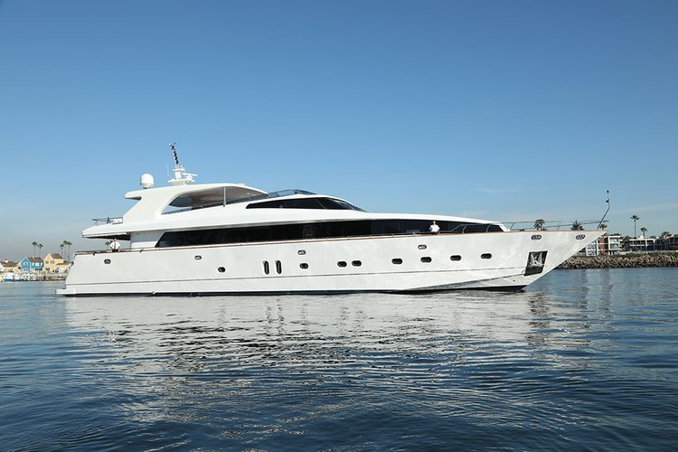 LA's Newest Super Yacht! 125' Admiral XL