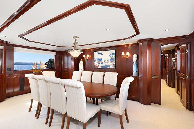 Motor yacht boat rental in Marina Del Rey, CA