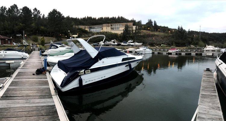 This 8.15' Cruises cand take up to 8 passengers around Vila Nova de Gaia, Porto
