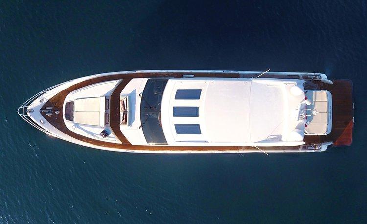 UNIQ's 72.0 feet in Marina Del Rey