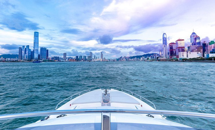 Motor yacht boat for rent in Aberdeen