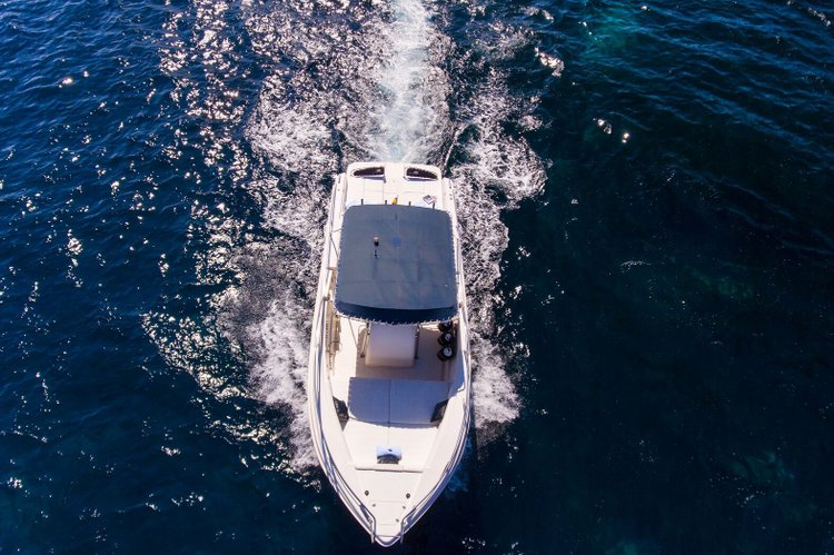 Boat for rent Quer 36.08 feet in Marina Ibiza, Spain