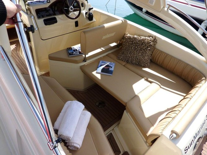 Boat for rent SOLEMAR 29.19 feet in Marina Ibiza, Spain
