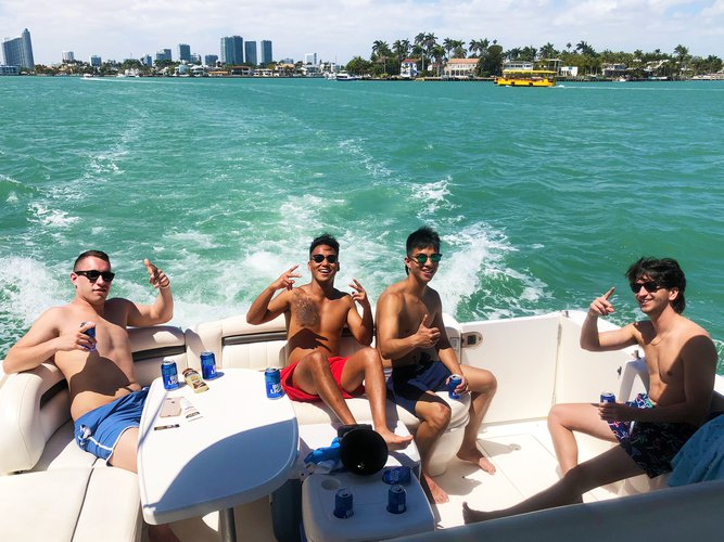 Motor yacht boat rental in Sea Isle Marina & Yachting Center, FL