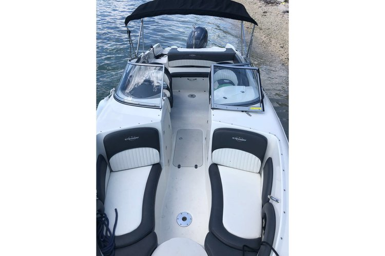 Boat for rent Stingray 23.0 feet in Rickenbacker Marina, FL