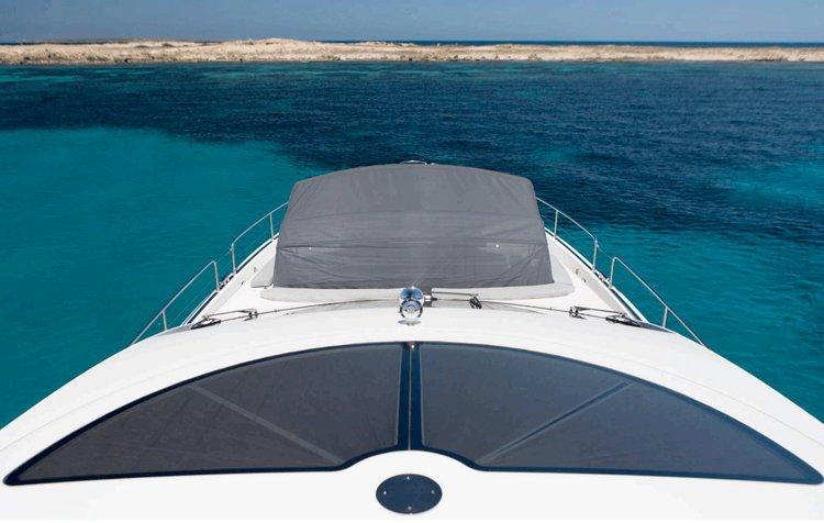 Boat for rent Sunseeker 92.5 feet in Marina Ibiza, Spain