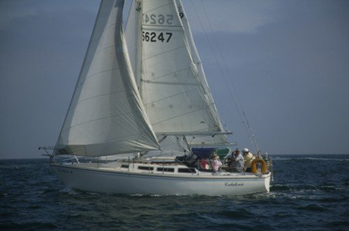 Awesome 30' cruising monohull available for charter in California