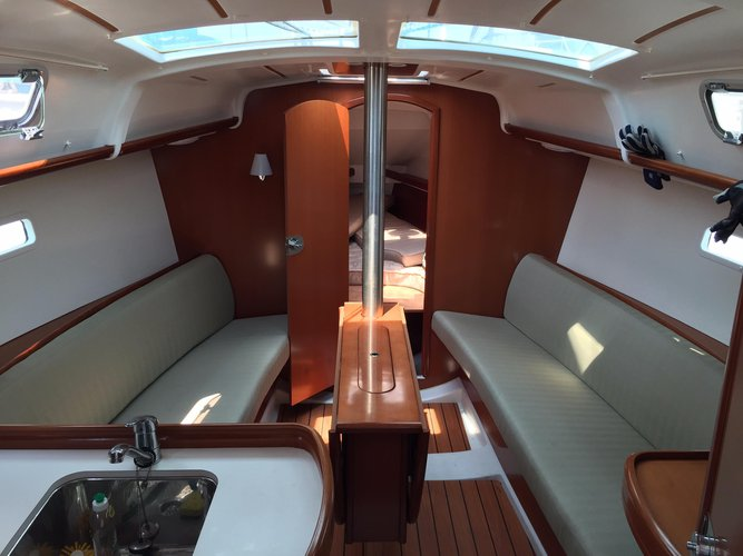 Boating is fun with a Beneteau in Marina Del Rey