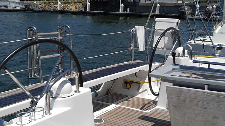 Boating is fun with a Beneteau in Long Beach