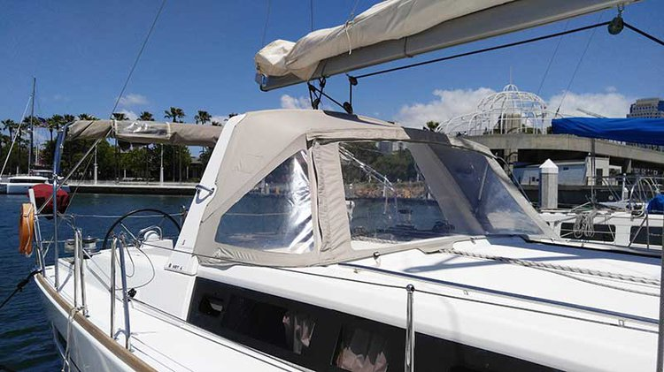 Beneteau boat for rent in Long Beach