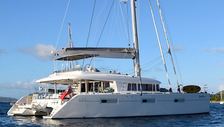 Explore the Caribbean Islands aboard 62' Cruising CAT