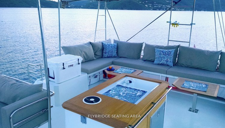 FOUNTAINE PAJOT's 58.0 feet in