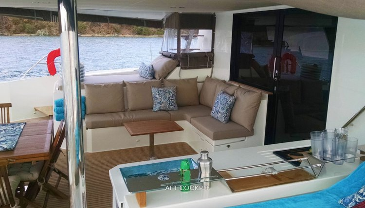 Boat for rent FOUNTAINE PAJOT 58.0 feet in , British Virgin Islands