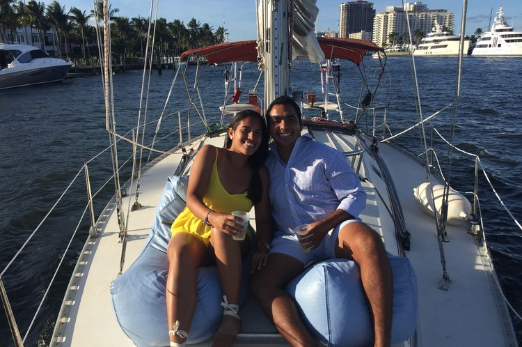 Jeanneau boat for rent in Fort Lauderdale