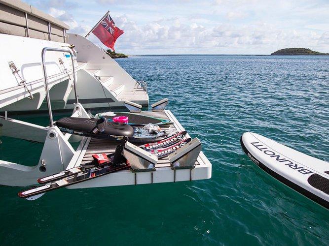 Boat for rent Lagoon 62.0 feet in Nancy Cay, British Virgin Islands