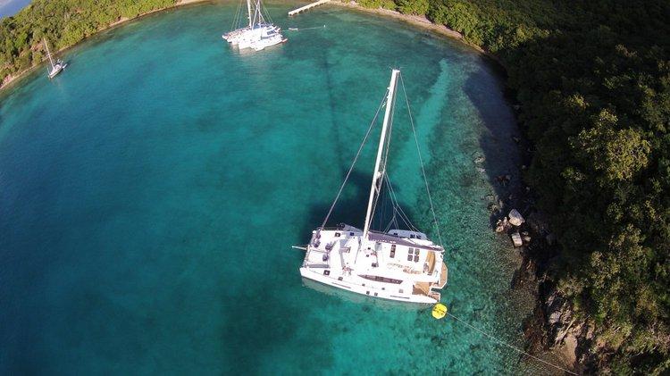 Boat rental in Nancy Cay,