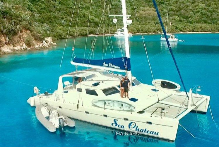 Catamaran boat rental in , British Virgin Islands